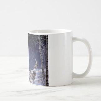 Wolf Pack Coffee Mug