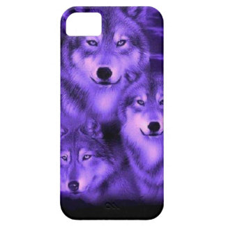 Wolf Pack iPhone 5 Cover