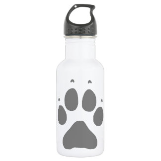 Wolf Paw 532 Ml Water Bottle