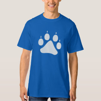 Wolf Paw (White) T-Shirt