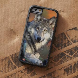 Wolf Photograph Image Tough Xtreme iPhone 6 Case