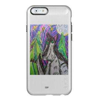 Wolf picture 1 incipio feather® shine iPhone 6 case