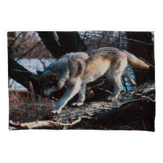 Wolf Pillowcase