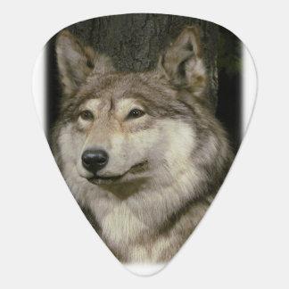 Wolf Plectrum