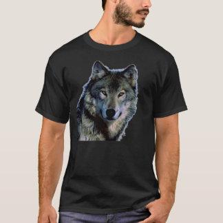 Wolf Portrait T Shirts