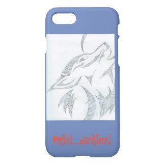 Wolf Print iPhone 8/7 Case