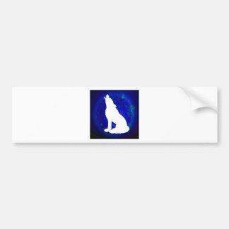 WOLF PRODUCTS BUMPER STICKERS