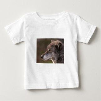 Wolf Profile Baby T-Shirt