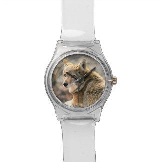 Wolf Rain Graphic Art Wristwatches