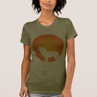 Wolf Silhouette Tshirt