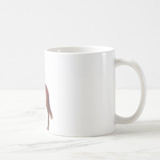 wolf song coffee mug