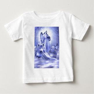 Wolf Spirit Baby T-Shirt