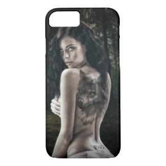 wolf spirit iPhone 8/7 case