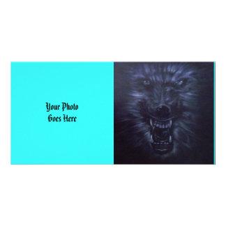 Wolf Spirit - Photo Card