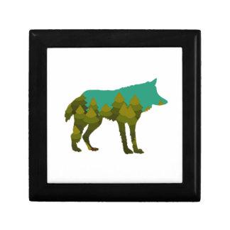 Wolf stroll gift box