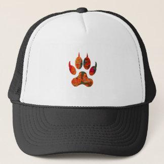 Wolf Track Trucker Hat