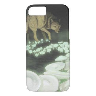 Wolf Trailing Death Mushrooms iPhone 8/7 Case