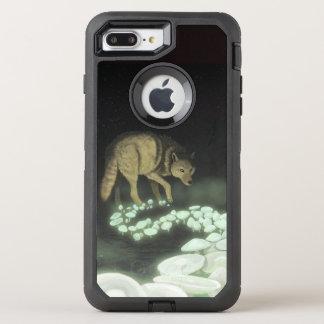 Wolf Trailing Death Mushrooms OtterBox Defender iPhone 8 Plus/7 Plus Case