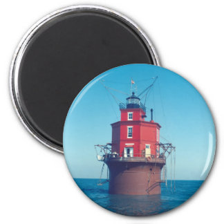 Wolf Trap Lighthouse Fridge Magnets
