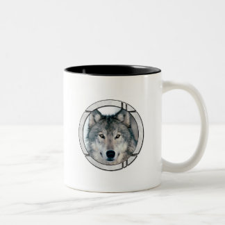 WOLF Two-Tone MUG