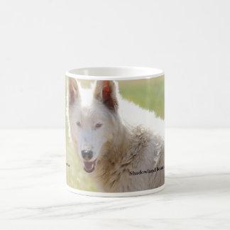 Wolf White Classic White Mug
