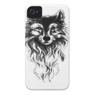 Wolf wild iPhone 4 case