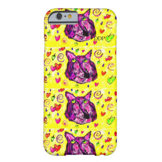 wolf wild side barely there iPhone 6 case
