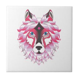 Wolf Wolves Fantasy Ceramic Tile
