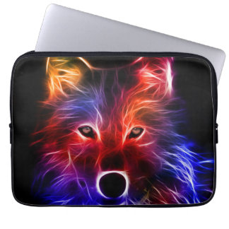 Wolf Wonder Laptop Sleeve