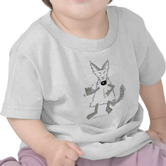 wolf you are there Designed by Plume of Mouse T Shirt