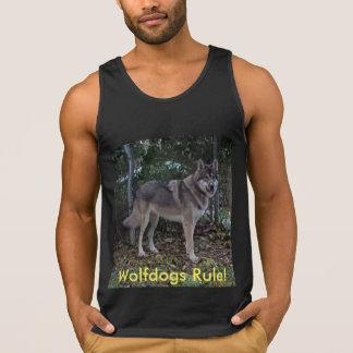 Wolfdogs Rule! Singlet