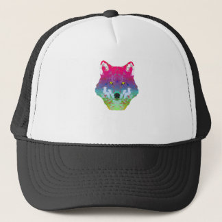 wolfedm trucker hat