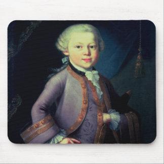 Wolfgang Amadeus Mozart , 1763 Mouse Pad