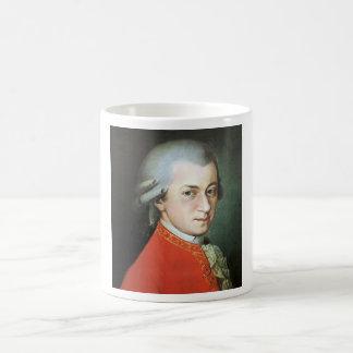 Wolfgang Amadeus Mozart Coffee Mug