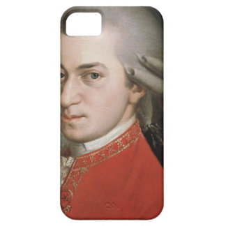 Wolfgang Amadeus Mozart iPhone 5 Cover