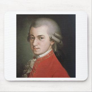 Wolfgang Amadeus Mozart Mouse Pad