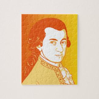 Wolfgang Amadeus Mozart Puzzle
