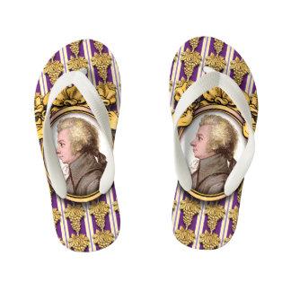 Wolfgang Amadeus Mozart Thongs