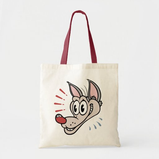 Wolfgang Blister Tote Bags