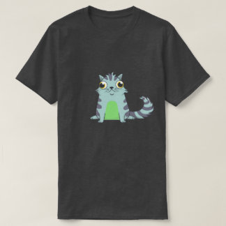 Wolfgrey Gold CryptoKitties T-Shirt