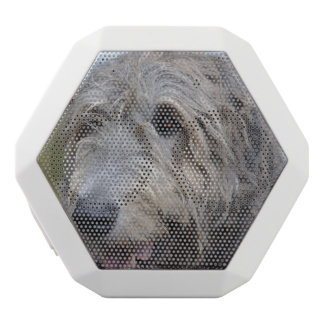 Wolfhound White Boombot Rex Bluetooth Speaker