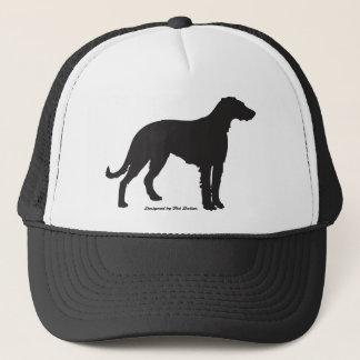 Wolfhound/Deerhound Trucker Hat