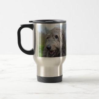 Wolfhound Travel Mug