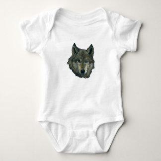 Wolfie Baby Bodysuit