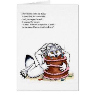 Wolfie Card