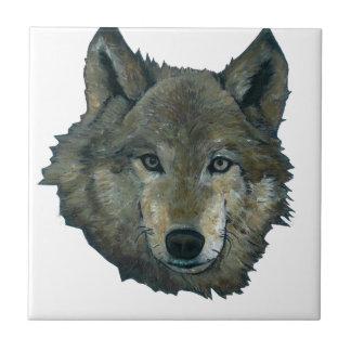 Wolfie Ceramic Tile
