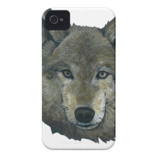 Wolfie iPhone 4 Cases