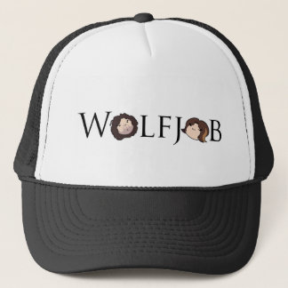 Wolfjob Trucker Hat