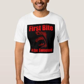 Wolfman Bite Tee Shirts