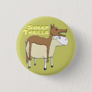 Wolf's Clothing Button 2